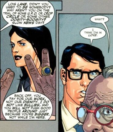 The Cliffs of Insanity: Could Lois Lane Carry a Monthly Comic?