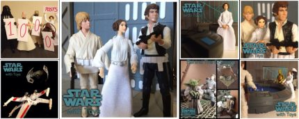 Bobby Sussman's Star Wars With Toys