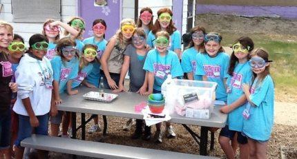 Help Send a Girl to STEM Summer Camp