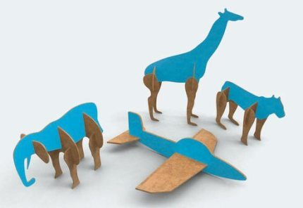Great Idea: Pop-out Puzzles for Kids on Disaster Relief Supply Boxes