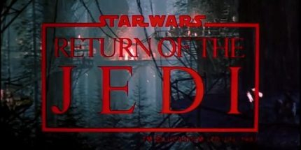 What You Take With You: Return of the Jedi – Opening Night '83