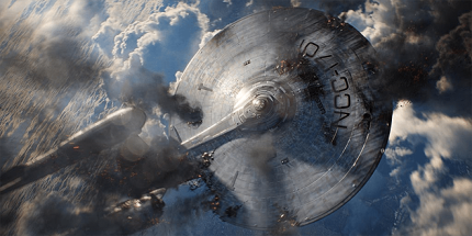 Star Trek Into Darkness: Enjoyable But….
