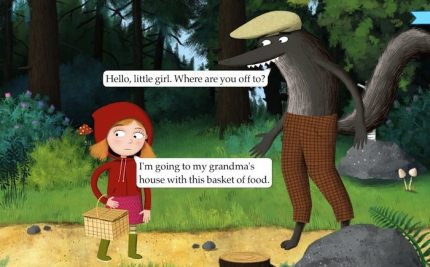 Hello, Little Girl! Explore the Many Paths of Little Red Riding Hood