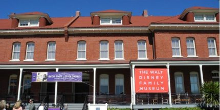 My Visit to the Walt Disney Family Museum