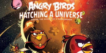 Win a Poster From Angry Birds: Hatching a Universe
