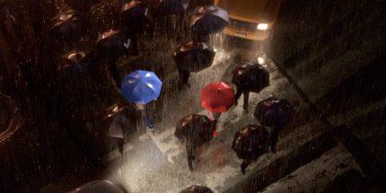 Amazing New Pixar Short The Blue Umbrella Finds Expression in a City Rainstorm