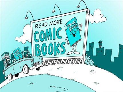 Dig Comics!