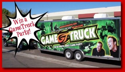 Win a GameTruck Experience!