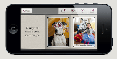 Disney Story App Puts Storytelling at Your Fingertips