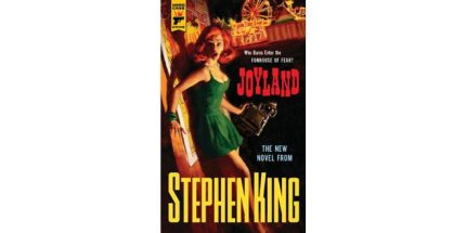 Stephen King Returns to Hard Case Crime With Joyland