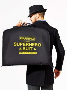 Super Suit Carrier from 24Dientes