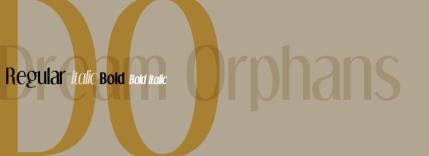 Today Only: Get Dream Orphans from Fonts.com FREE!