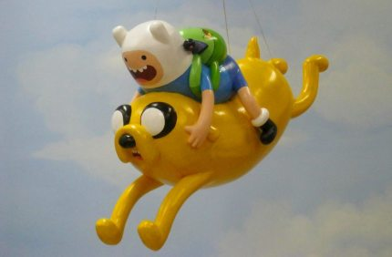 Adventure Time to Float in Macy's Thanksgiving Parade