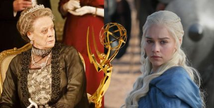 Geeking Out Over the Emmy Nominations