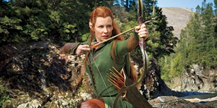 The Hobbit: The Desolation of Smaug – Tauriel the Elven Archer