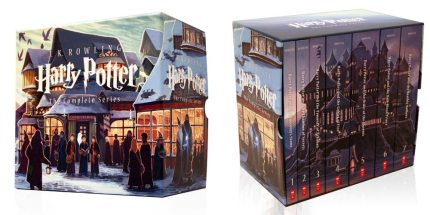 Enter to Win the New Harry Potter Paperbacks!