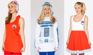 Her Universe Star Wars  Images: Her Universe
