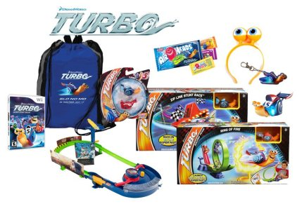 The Turbo Prize Pack Giveaway
