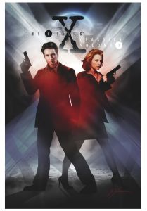 X-Files Classics  Image: IDW Publishing