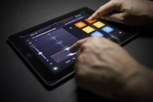 Algoriddim's djay 2 for iPad