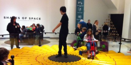 Have Geeklets, Will Travel: Museum of Mathematics