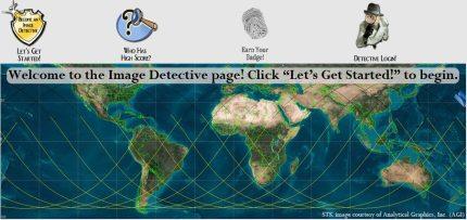 Become a NASA Image Detective