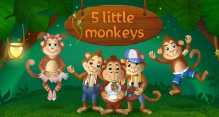 Last Chance to Win 5 Little Monkeys and an iPad Mini!