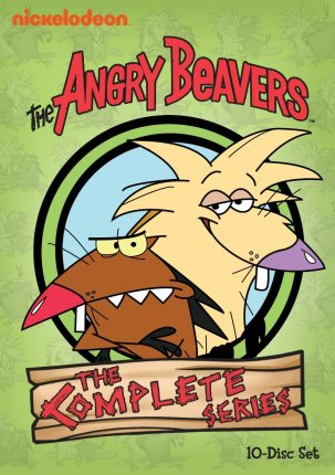 Own Angry Beavers on DVD