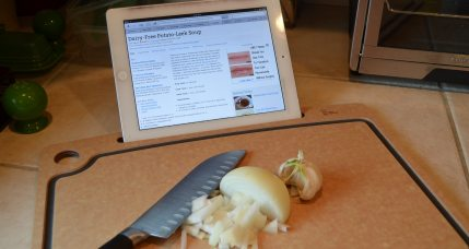 Product Review: Chef Sleeve iOS Kitchen Products