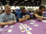 Jason Kotarski, designer of Great Heartland Hauling Company (from Dice Hate Me Games), approves of our tastes in games.