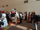 One of my favorite costume groups of the weekend: Steampunk Ghostbusters