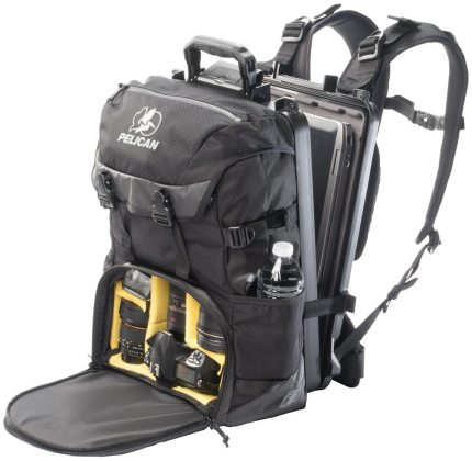Crushproof, Waterproof, Teenproof: Pelican ProGear S130 Photo Backpack
