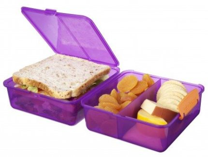 School Lunches, Garbage Patch, and the Cube