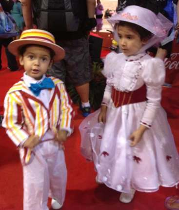 D23 Kids Cosplay: A Labor of Love
