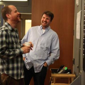 Jeff White and Joss Whedon: What's so funny?