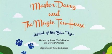 Master Davey and The Magic Tea House: Save the Special Tea