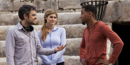 Percy Jackson: Sea of Monsters Director Thor Freudenthal Balances Humor and Darkness
