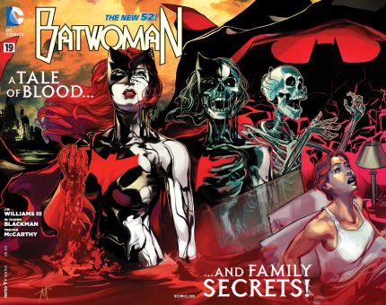 The Cliffs of Insanity: Batwoman and The Lack of Imagination at Warner Bros.