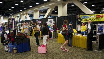 Geek Gals Gather at GeekGirlCon 2013!