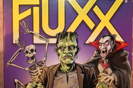 Review: Monster Fluxx–A Spooky New Addition to the Fluxx Family