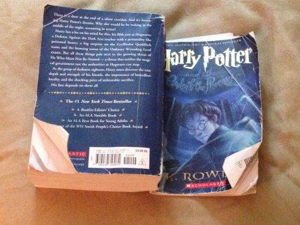 On Breaking, or Not Breaking, the Harry Potter Spell