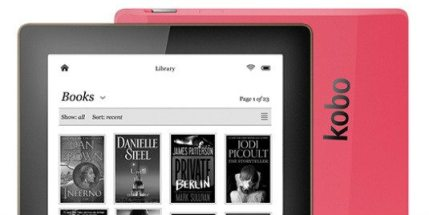 GeekDad Review: Kobo Aura