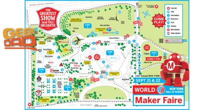 World Maker Faire 2013!