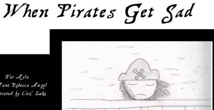 Talk Like a Pirate Day: When Pirates Get Sad