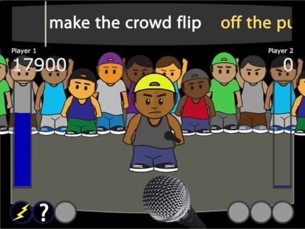 Kickstarter Alert: Rap Battle Showdown