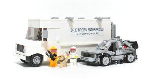 Doc Brown's Truck