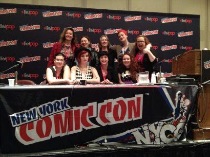 Racebending Lois Lane & Other New York Comic Con Tidbits