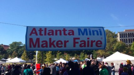 The Atlanta Mini Maker Faire 2013 Wrap-Up