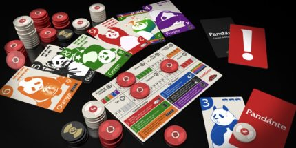 Pandante Kickstarter Reboot