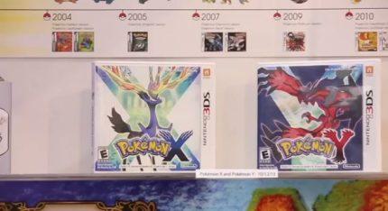 Check Out the Nintendo World Pokémon Series Showcase